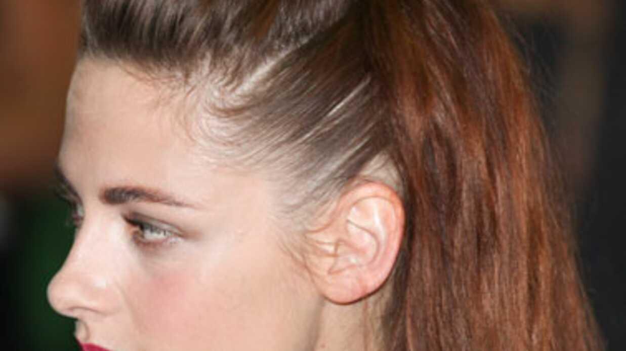 PHOTOS Kristen Stewart: petite mine pour sa première apparition publique