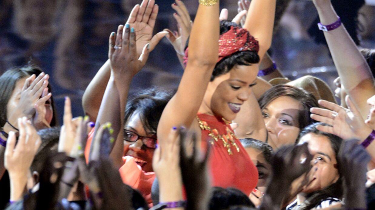 MTV Video Music Awards 2012: Rihanna, Drake et Chris Brown se retrouvent à L.A.!