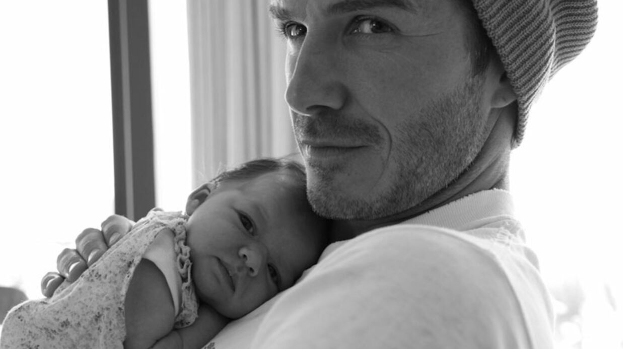 David Beckham flatté d'être convoité par le PSG