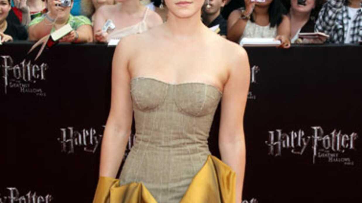 Emma Watson: le baiser qui officialise sa relation