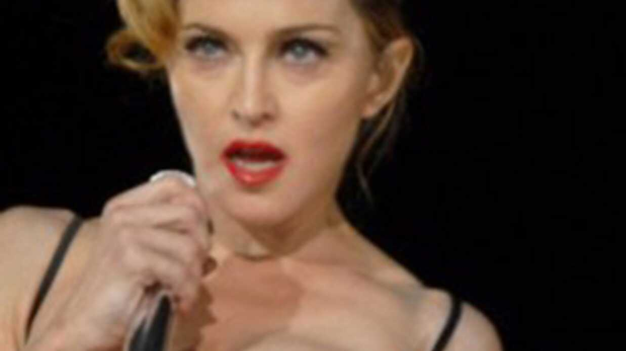 Madonna «se moque» de ce que pense Elton John