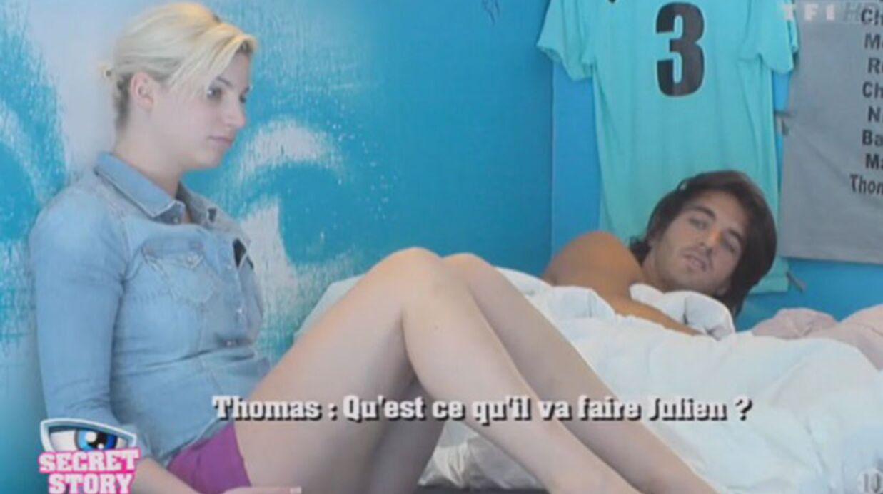 Secret Story 6: les habitants sont jaloux de Thomas et Nadège