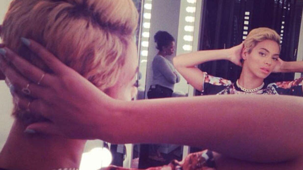PHOTOS Beyoncé change tout en optant pour une coupe très courte