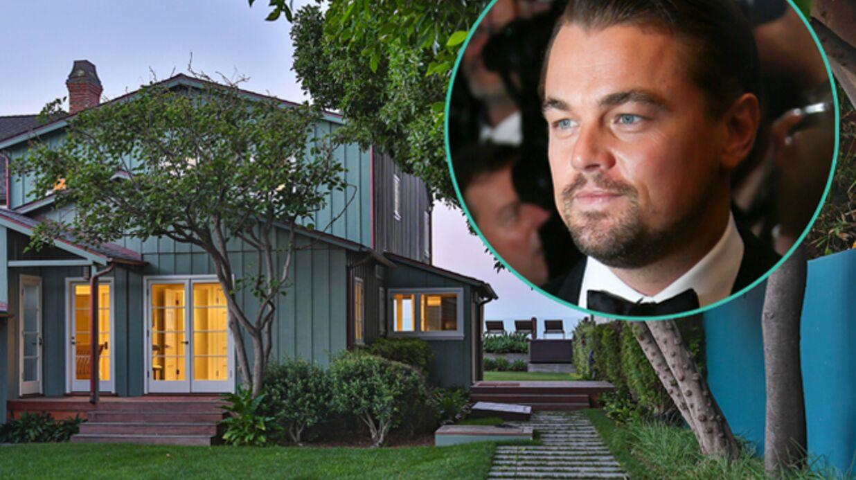 DIAPO Visitez la superbe maison que Leonardo DiCaprio met en location