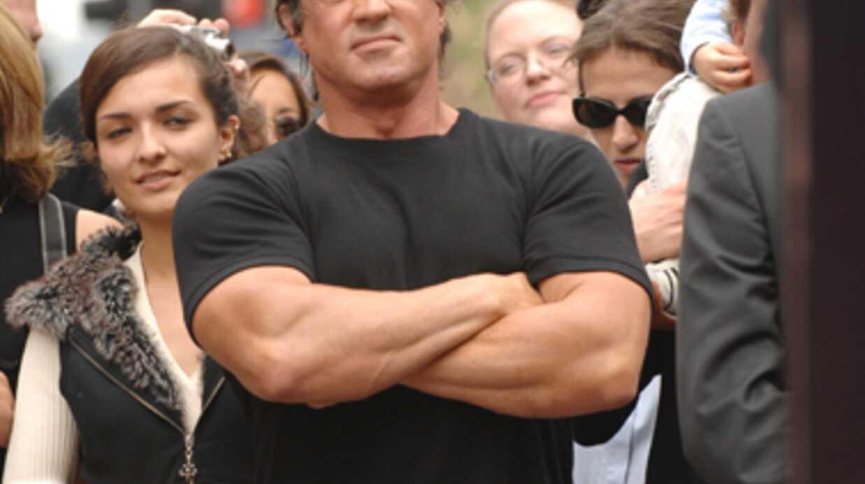 Sylvester Stallone est fâché contre Bruce Willis