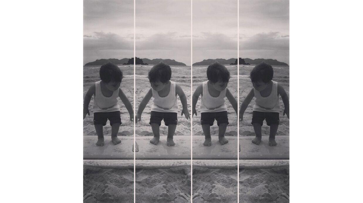 PHOTO Alessandra Sublet publie une adorable photo de son fils Alphonse