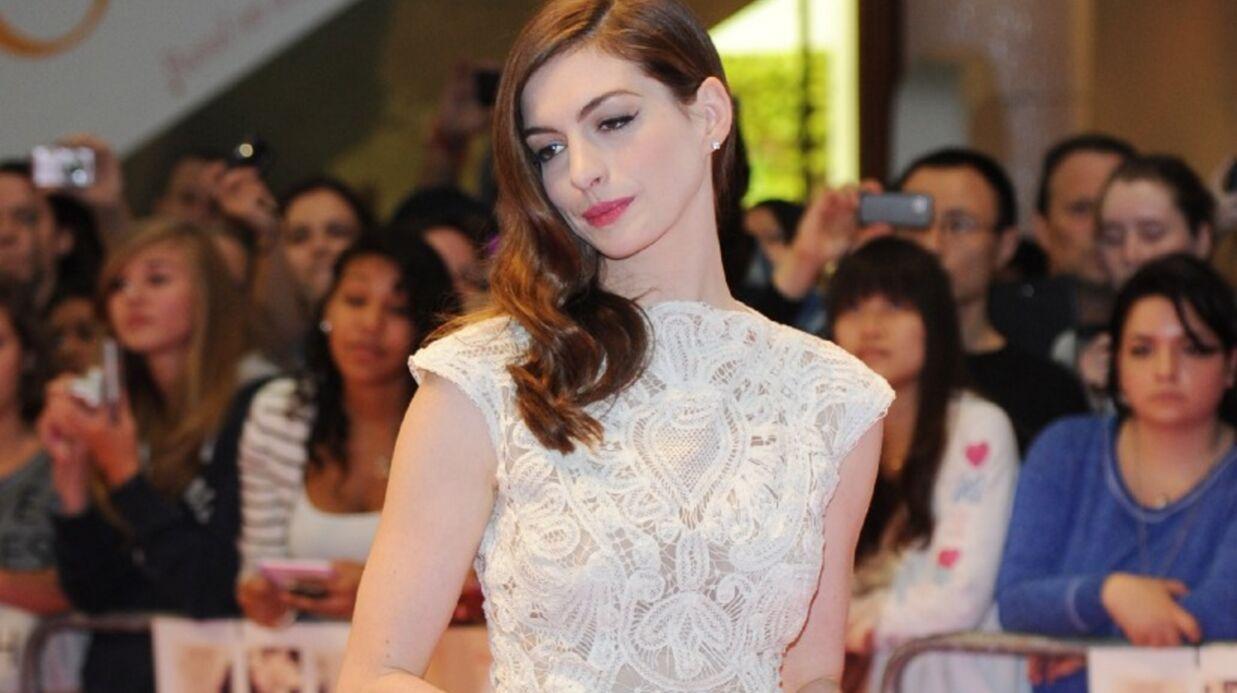 PHOTOS Anne Hathaway coupe ses cheveux pour Les Misérables