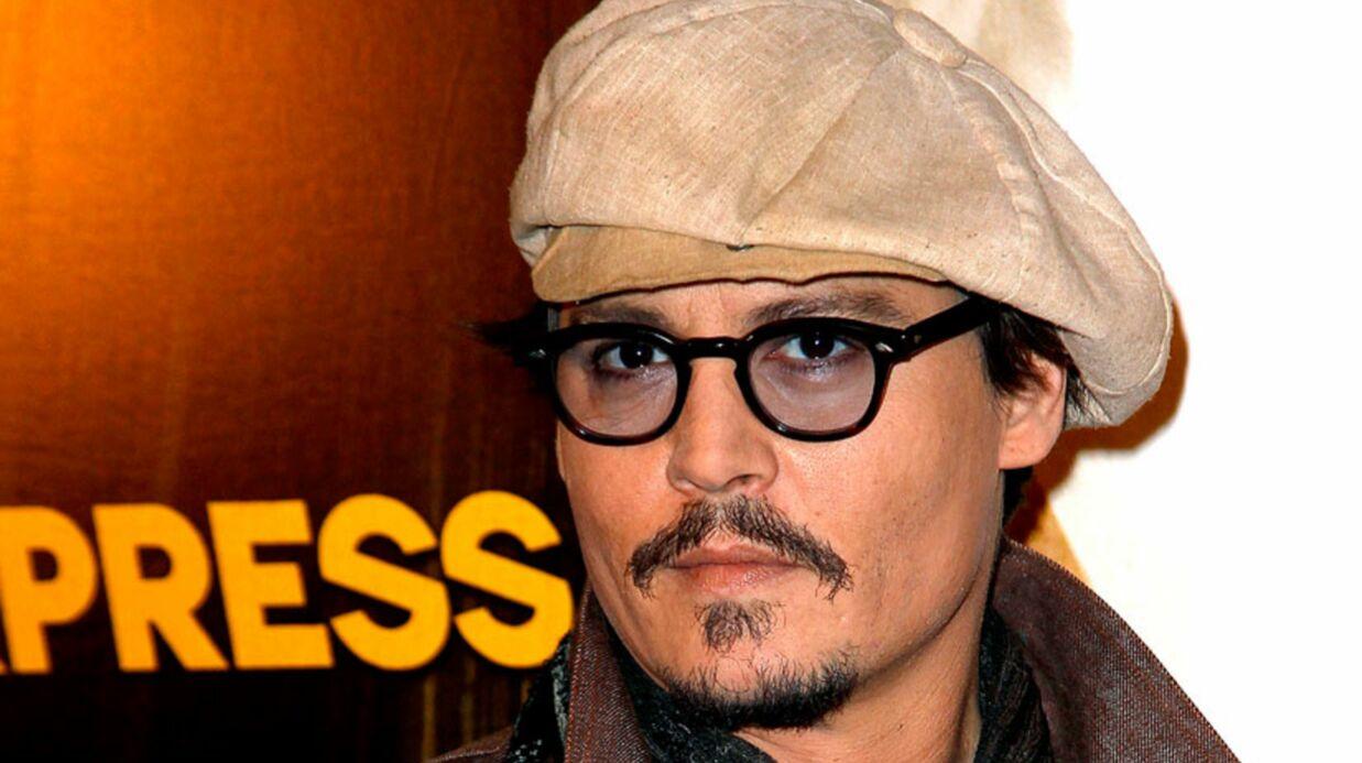 Johnny Depp: son astuce pour ne pas payer d'impôts en France