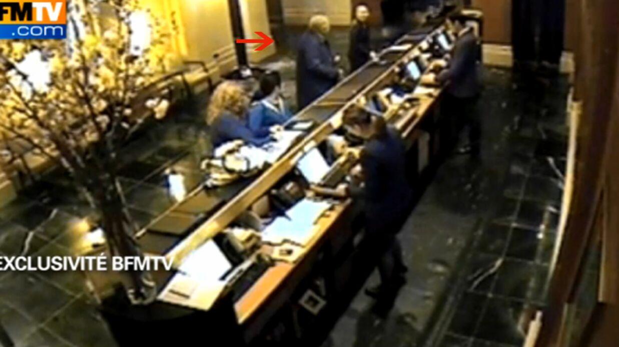 La vidéo de DSK au Sofitel diffusée par BFM TV