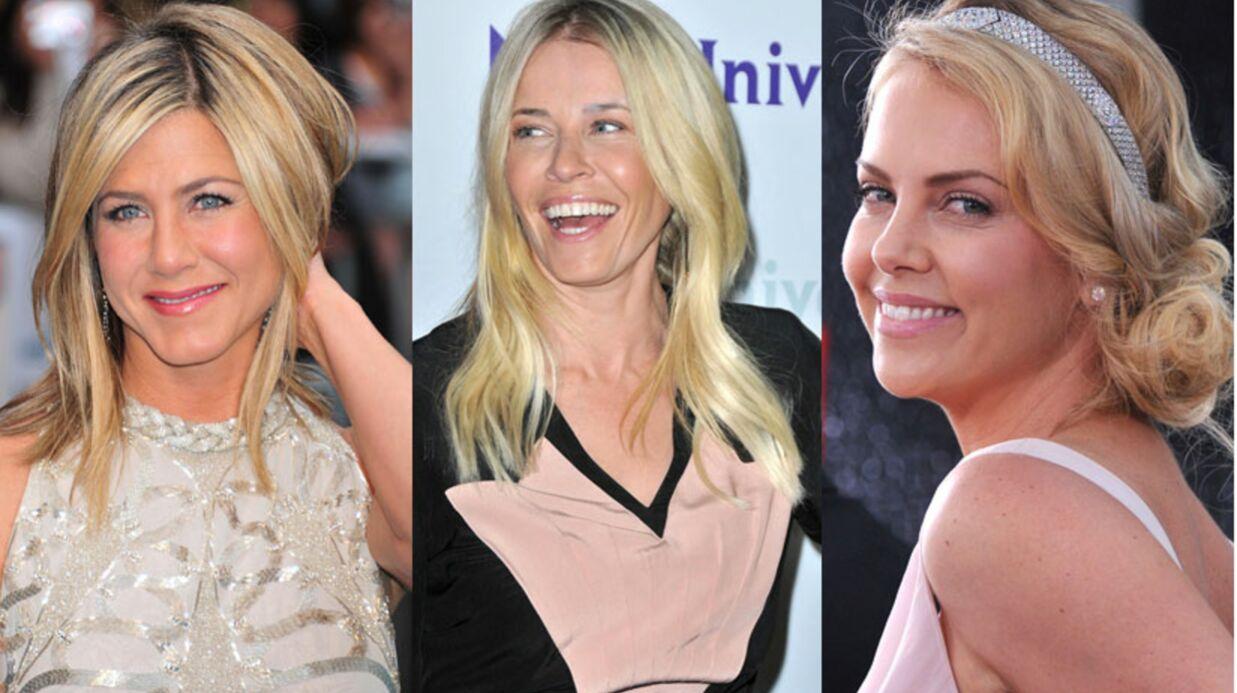 Les soirées arrosées de Jennifer Aniston, Charlize Theron et Chelsea Handler