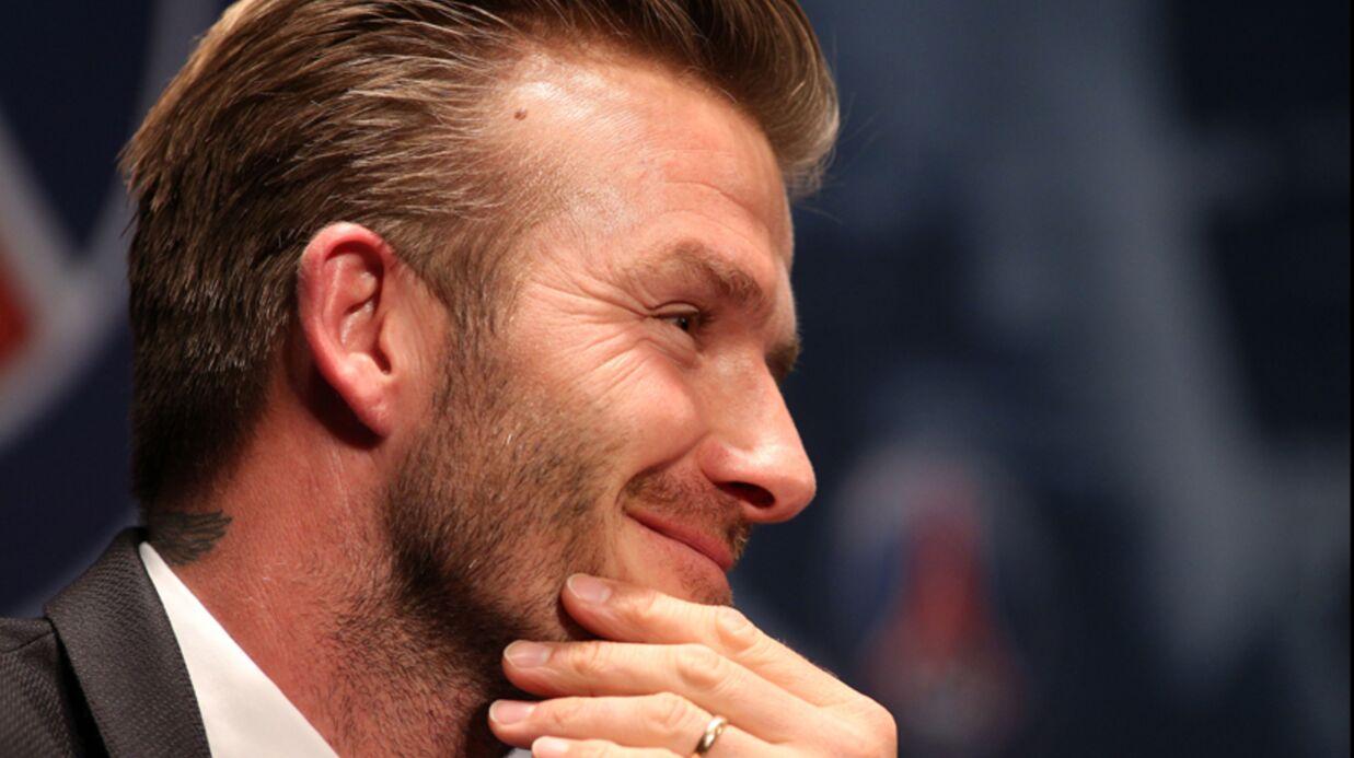 David Beckham a trouvé son palace parisien: il logera au Bristol