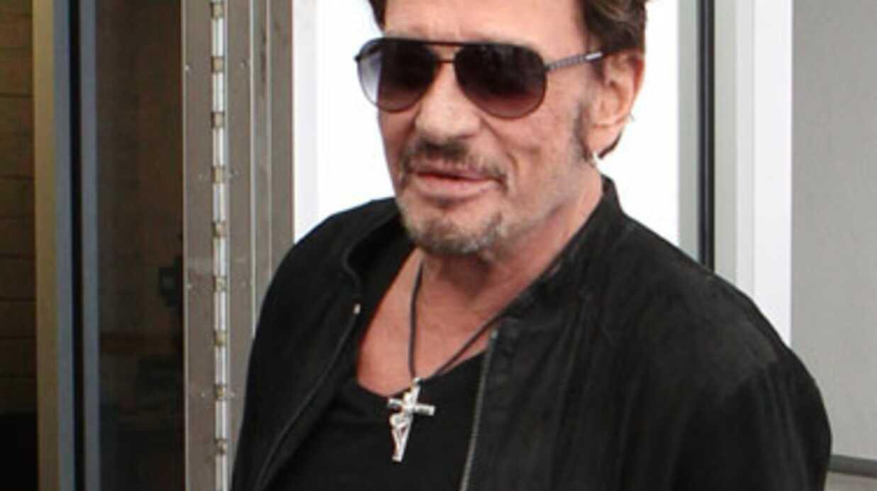 Johnny Hallyday: son ex-photographe dément ses accusations de «trahison»