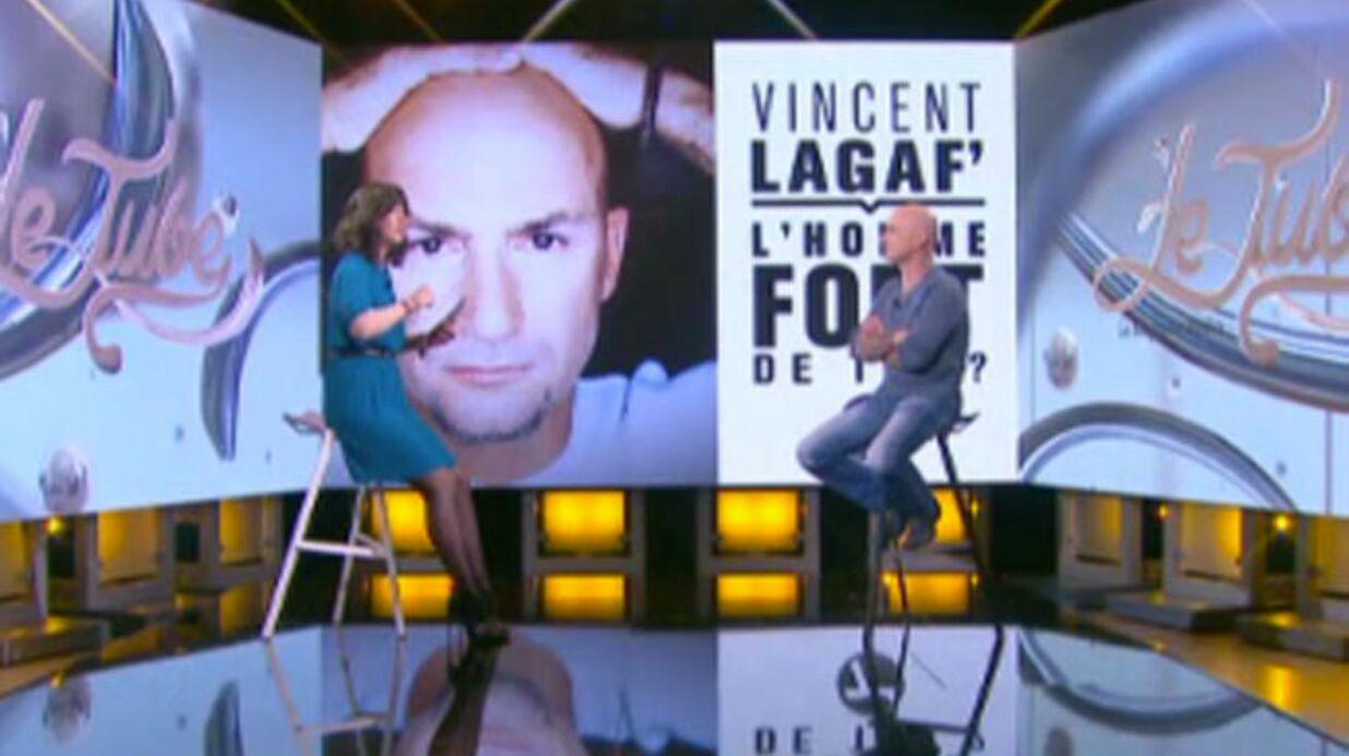 Vincent Lagaf aimerait bien quitter TF1