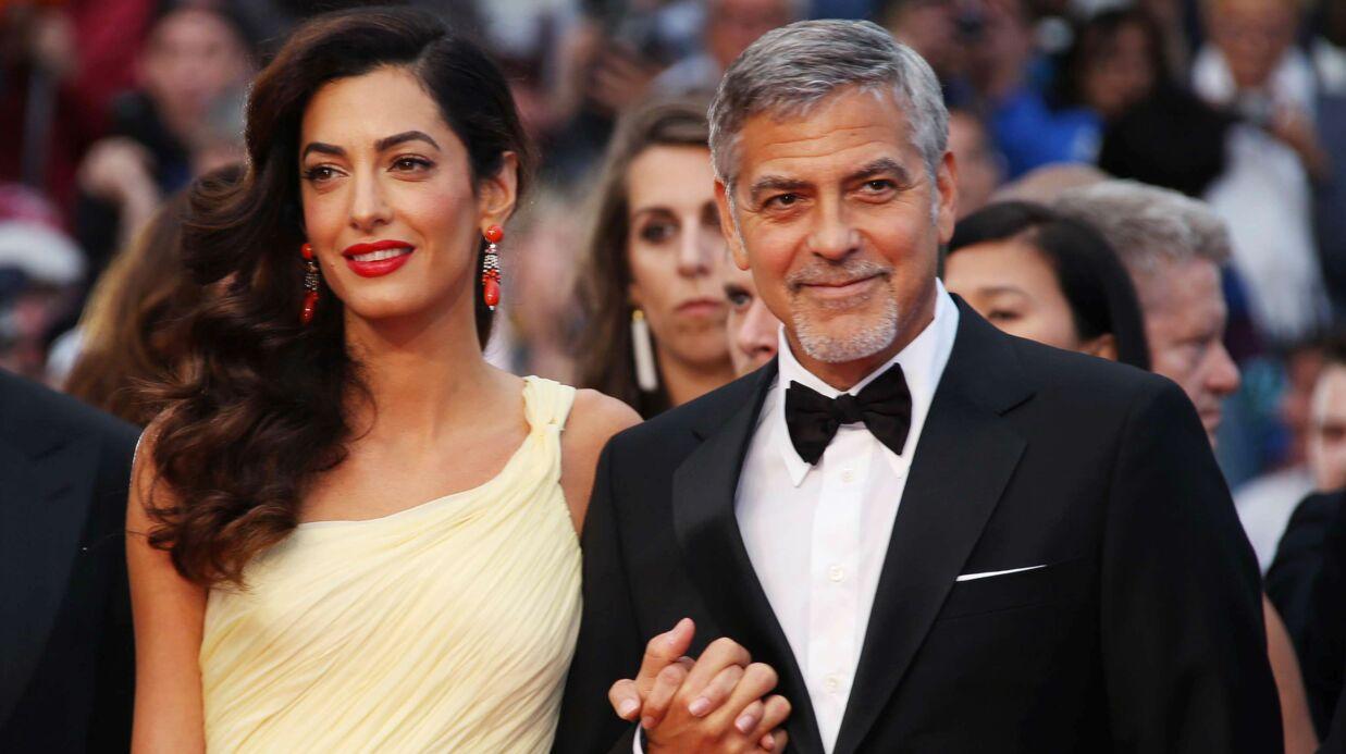 Amal Clooney enceinte de jumeaux: sa grossesse est confirmée