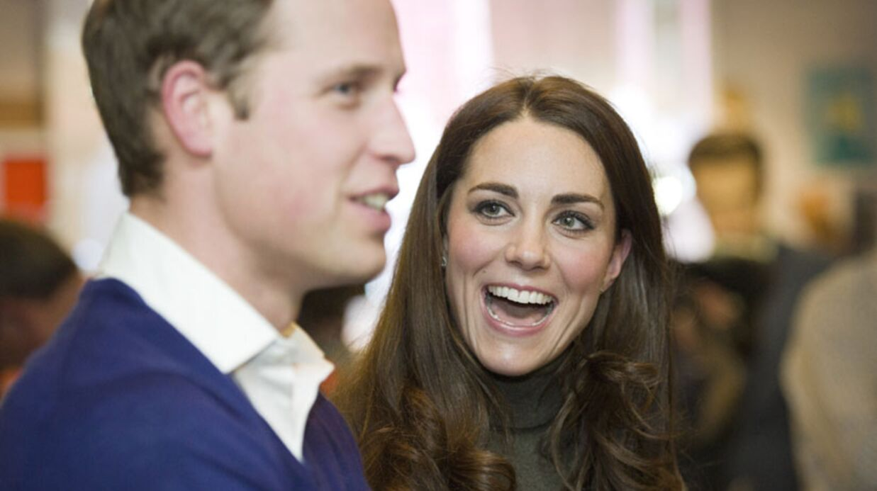 Prince William et Kate Midd­le­ton : un premier bébé