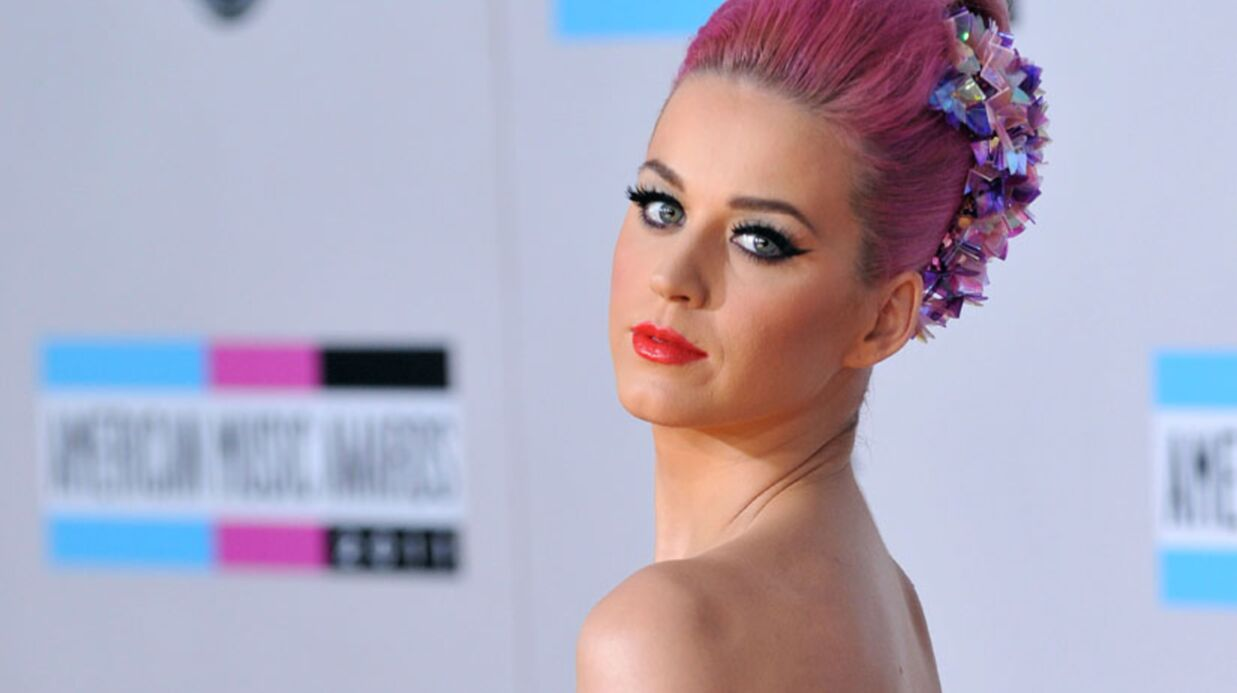 Katy Perry s'exprime sur son divorce