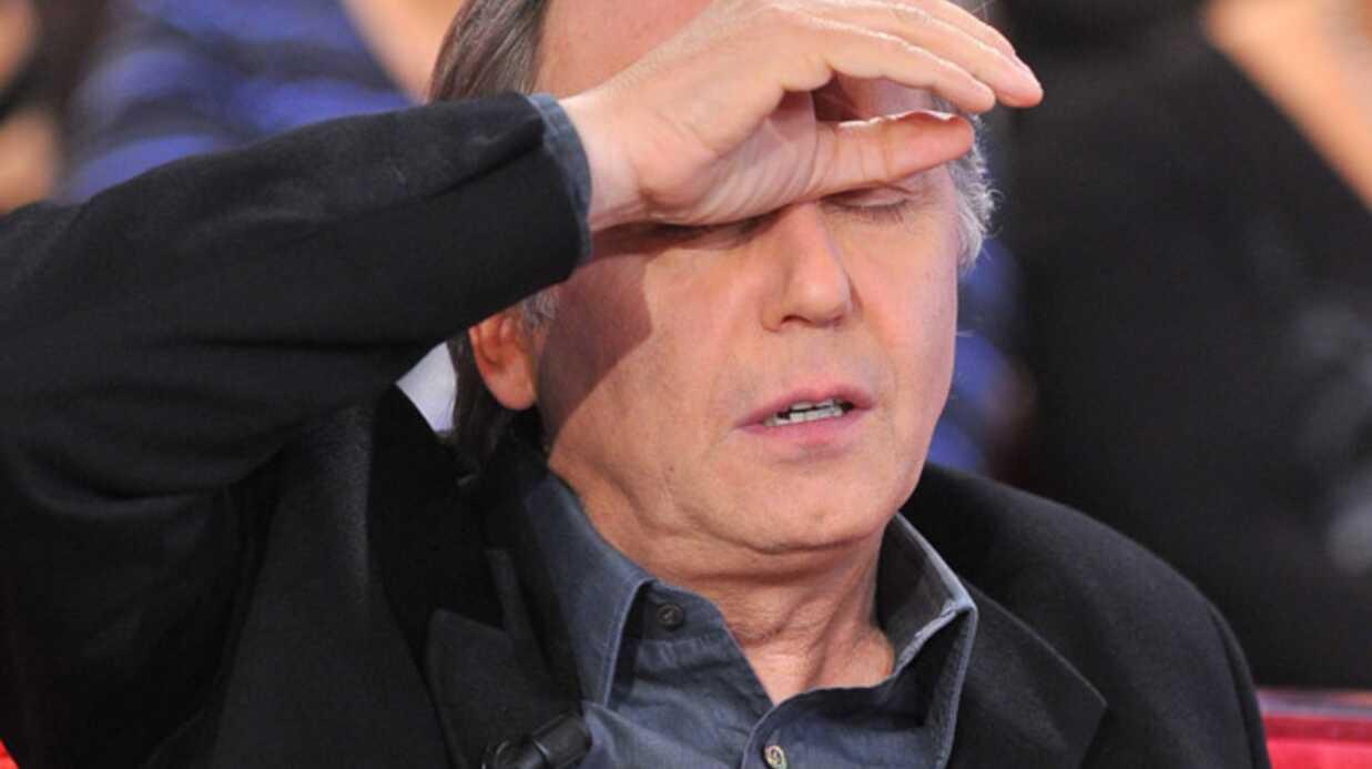 Fabrice Luchini se fait cracher dessus par des jeunes