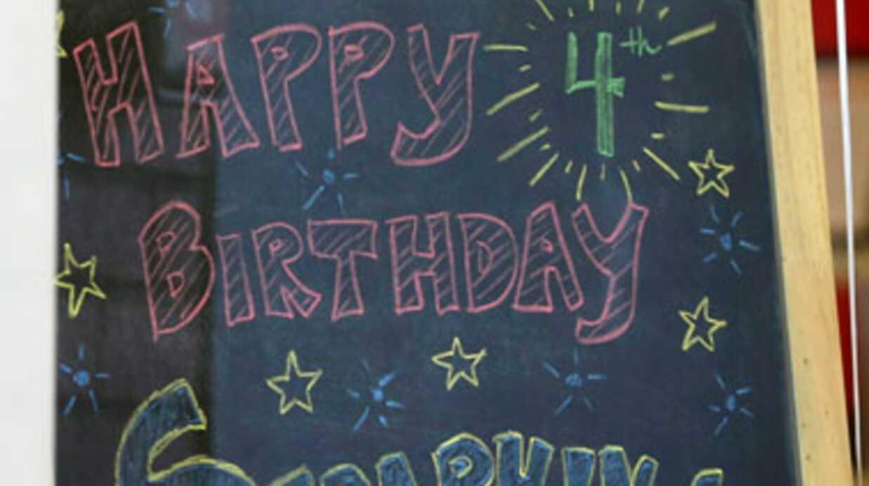 PHOTOS Ben Affleck organise une fête pour les 4 ans de sa fille
