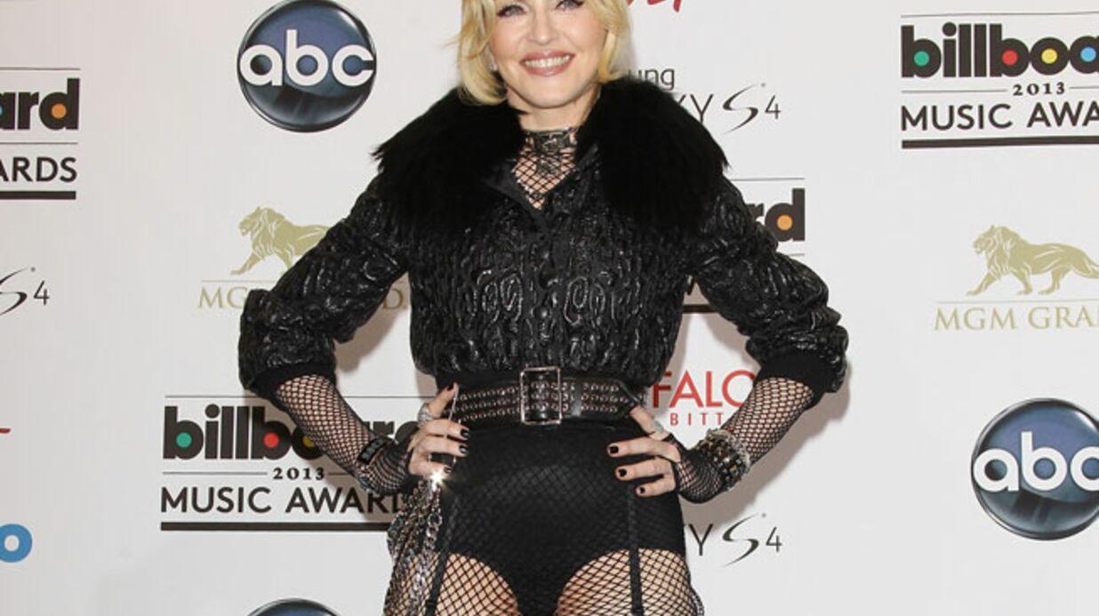 Madonna a-t-elle (déjà) remplacé Brahim Zaibat?