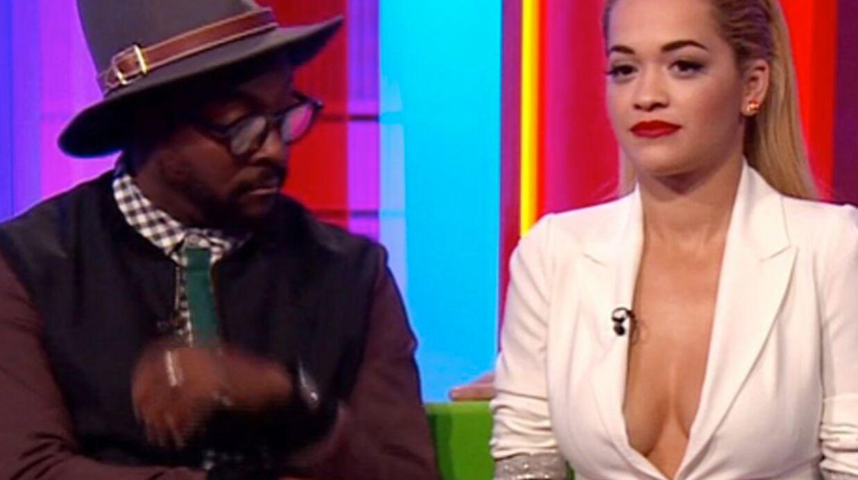 La BBC reçoit 400 plaintes suite à une interview de Rita Ora trop décolletée