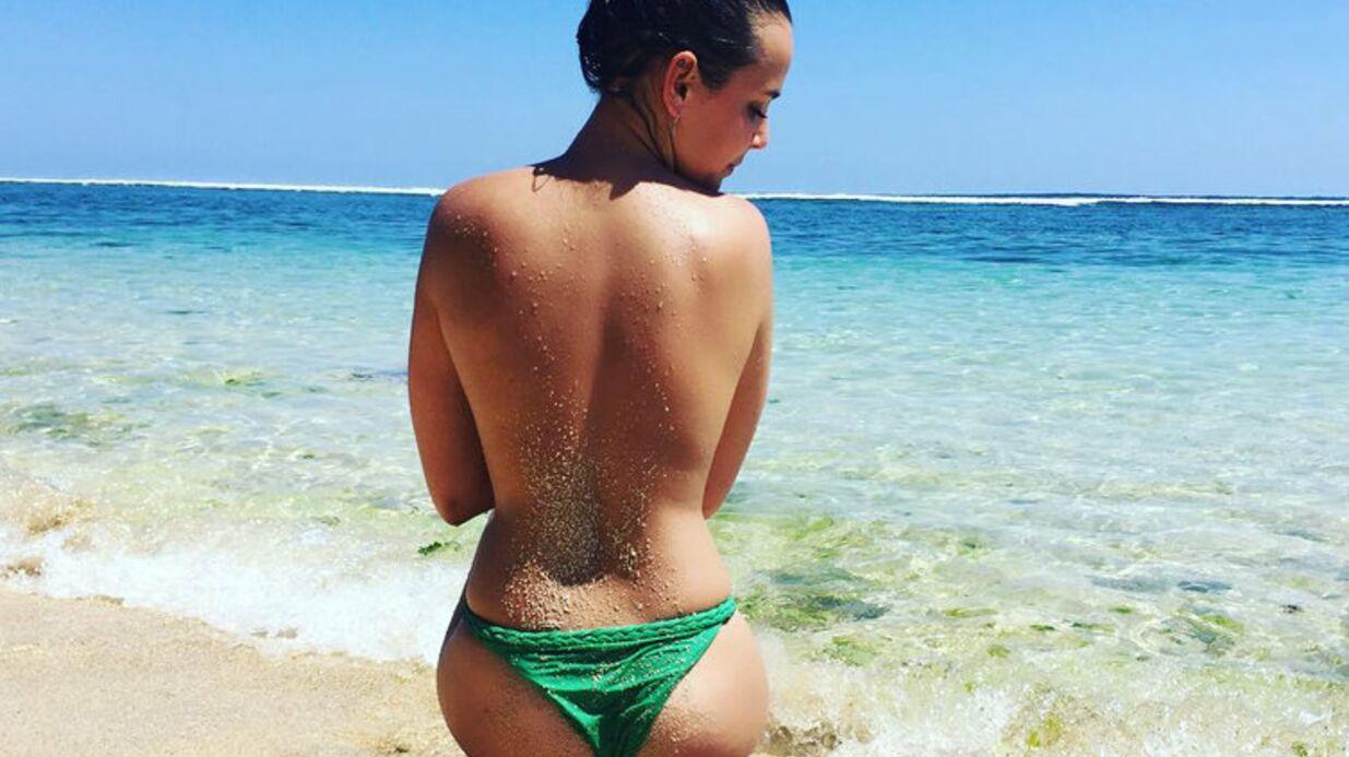 PHOTO Pauline Ducruet: la fille de Stéphanie de Monaco topless à la plage