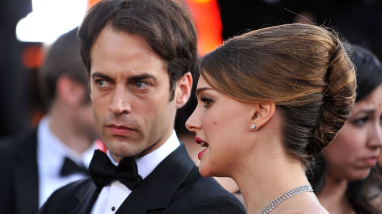 Natalie Portman: Benjamin Millepied est un papa angoissé