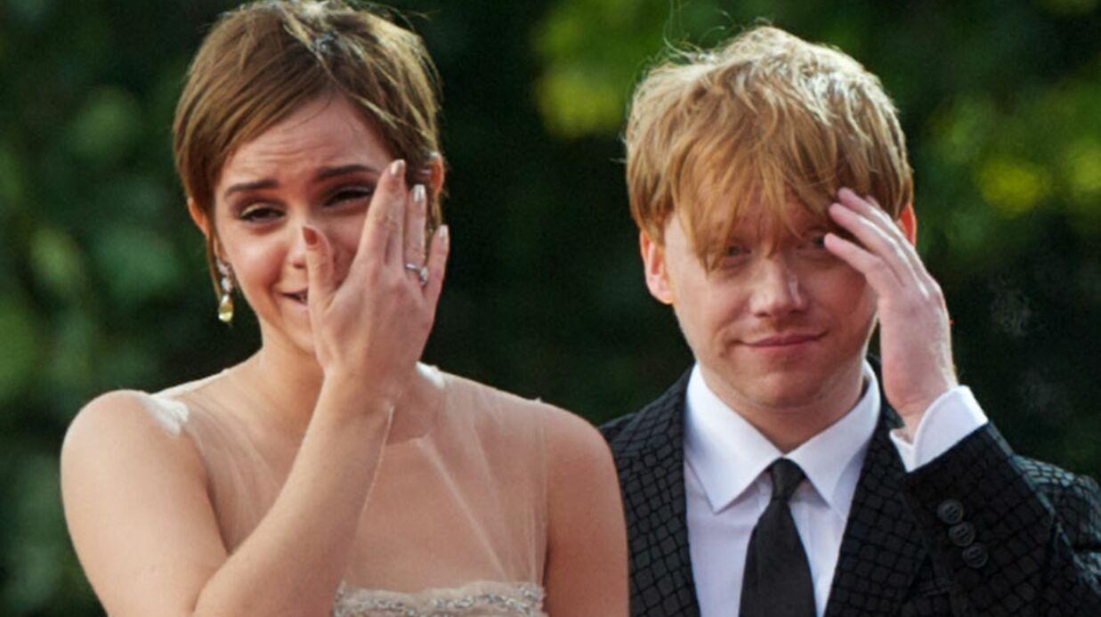 Harry Potter: les larmes d'Emma Watson