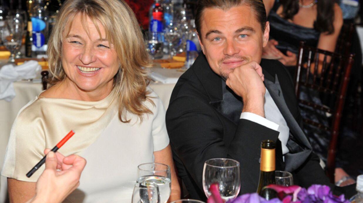 Leonardo DiCaprio a aidé sa mère à trouver l'amour