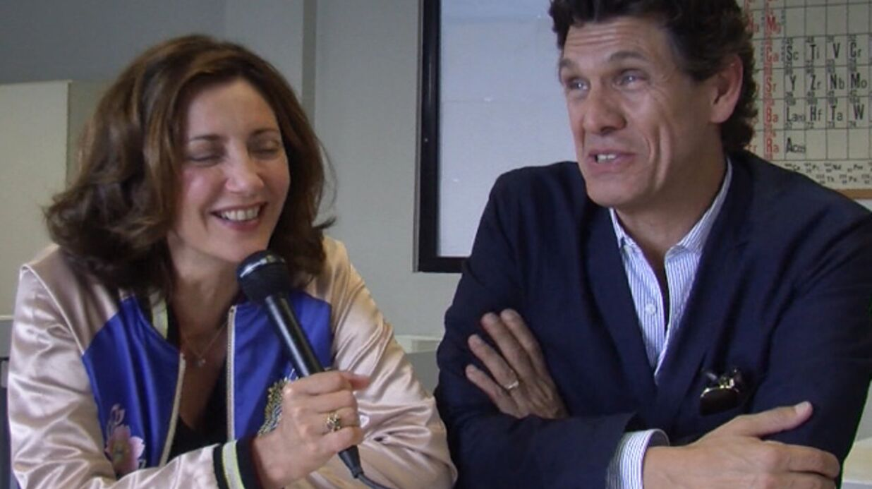 Interview de Marc Lavoine et Valérie Karsenti, parents terribles dans A toute épreuve