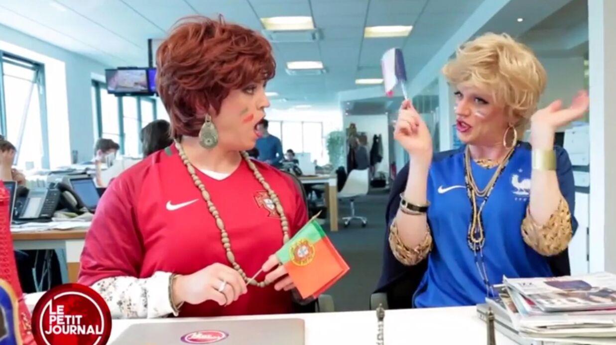 VIDEO Euro 2016: Catherine et Liliane avaient prédit la finale France/Portugal