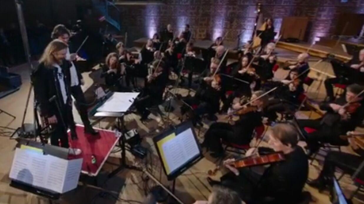 VIDEO David Guetta arrange son tube Euro 2016 en philharmonique pour la cérémonie de clôture