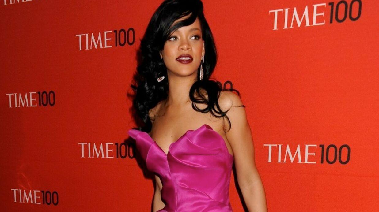 Rihanna et Chris Brown ensemble en boîte
