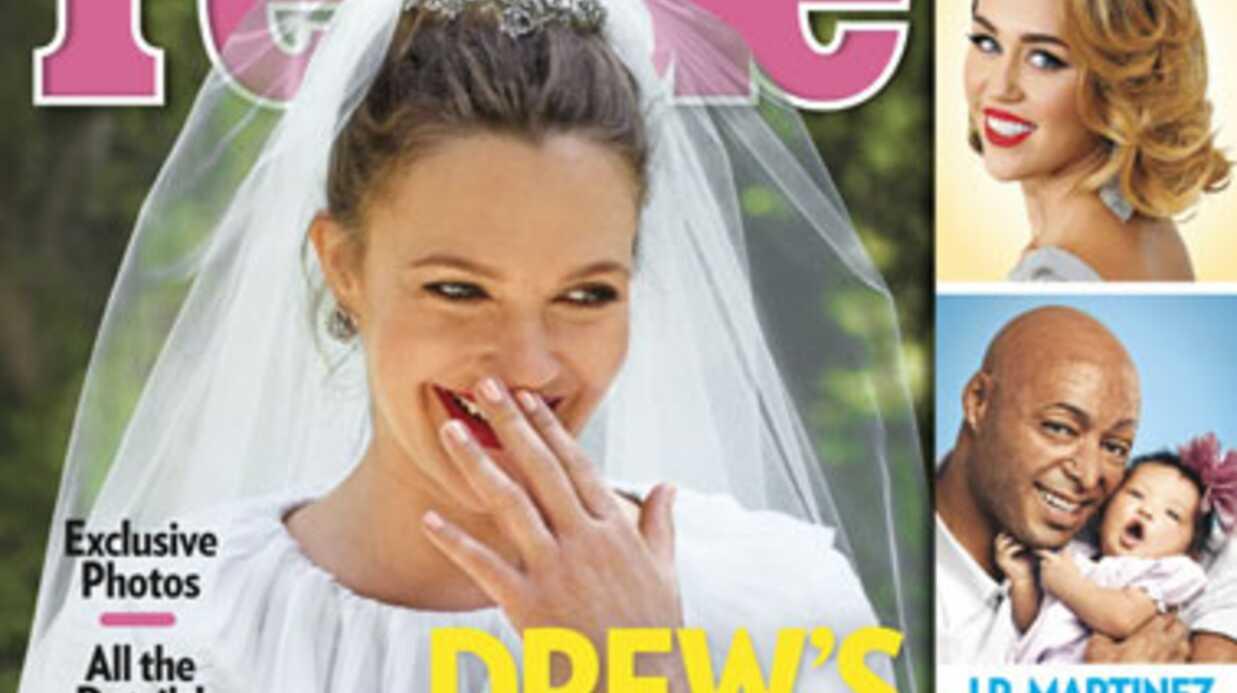 Drew Barrymore: tous les détails de son incroyable mariage