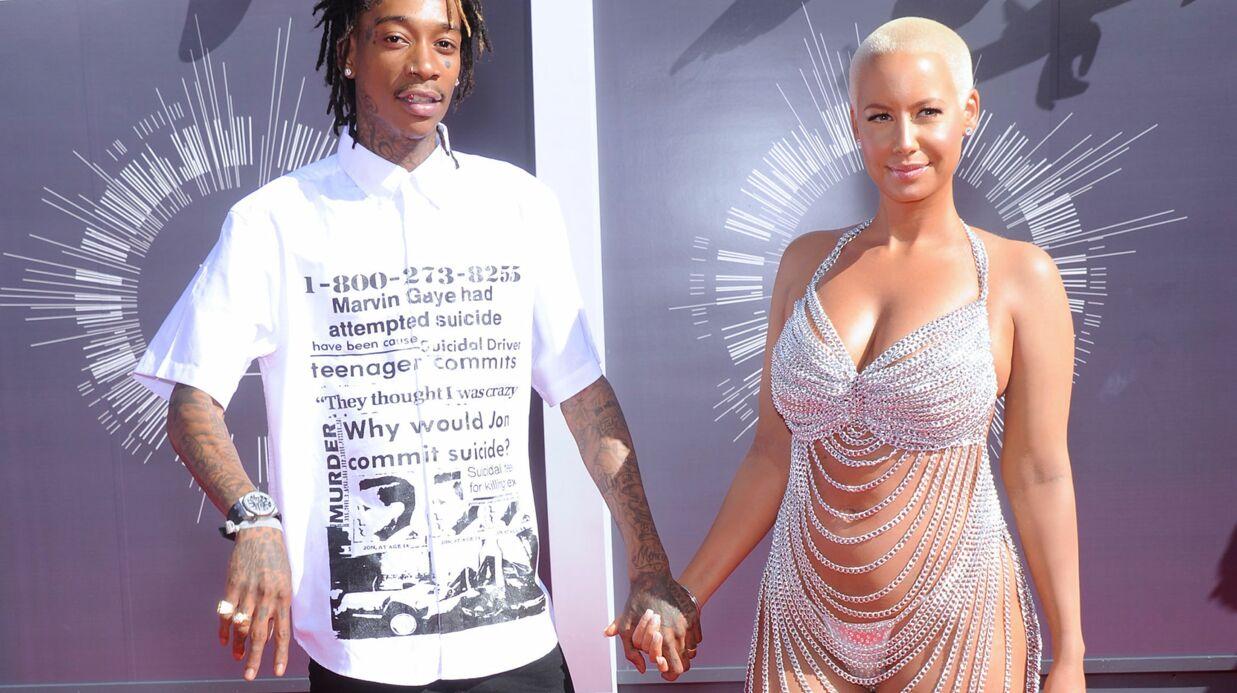 Amber Rose et Wiz Khalifa ont officiellement divorcé