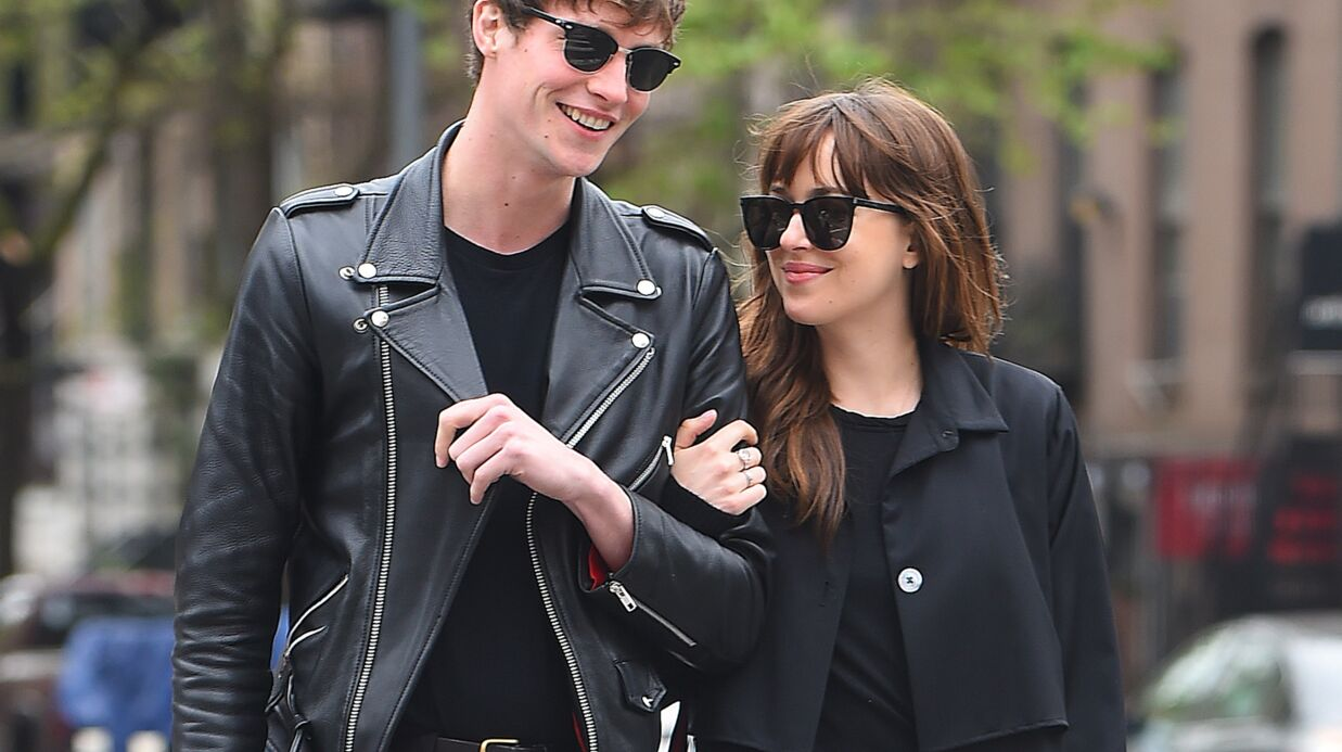 Dakota John­son (50 Nuances de Grey) a rompu avec son compa­gnon