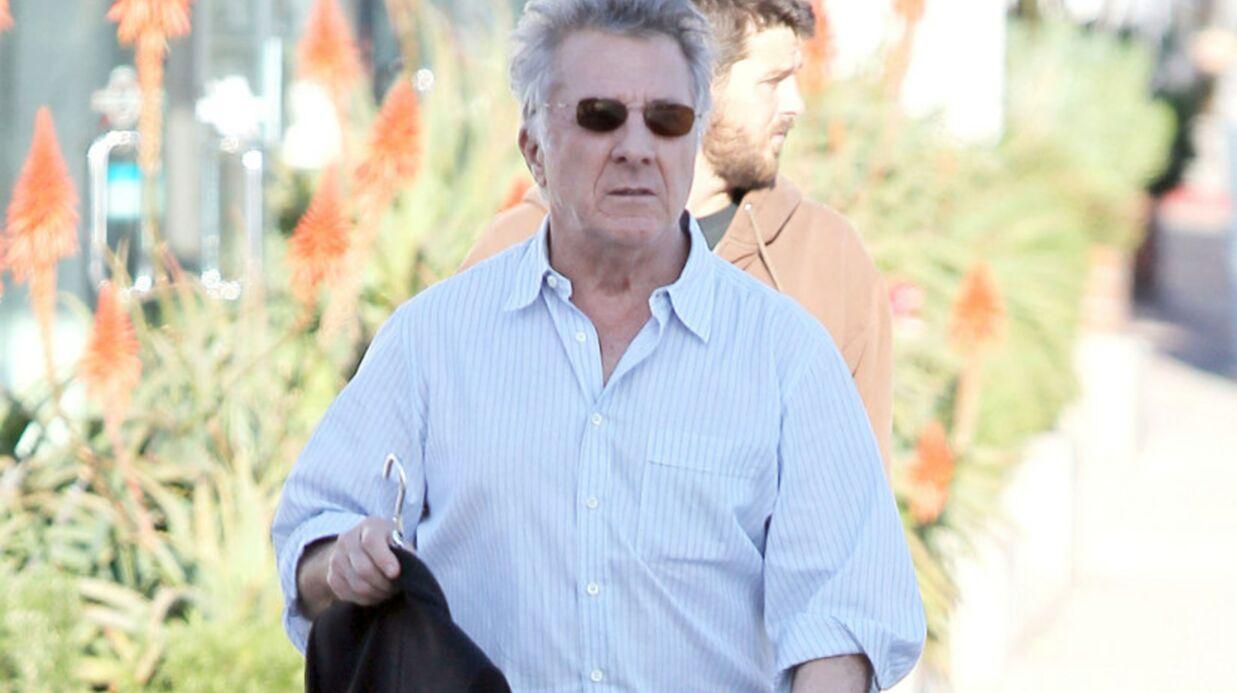 Dustin Hoffman sauve un joggeur londonien d'un arrêt cardiaque