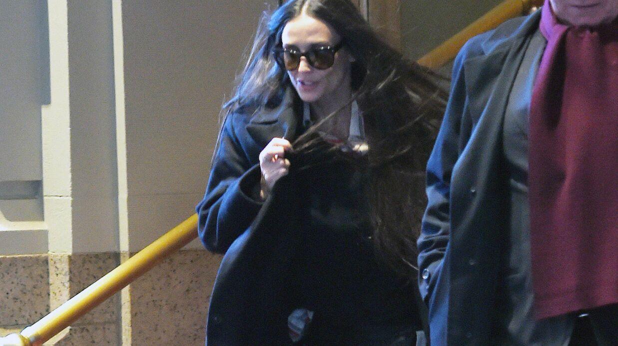 Demi Moore vient de se faire voler pour 180 000 euros de vêtements