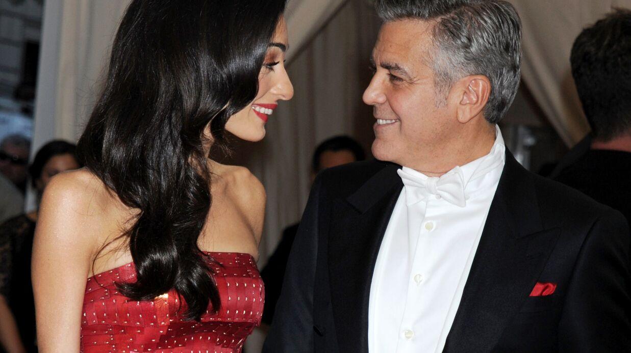 George Clooney explique pourquoi il est tombé amoureux d'Amal Alamuddin