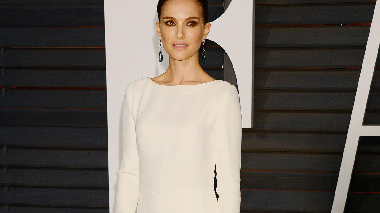 Natalie Portman a égaré son Oscar et s'en fiche complètement