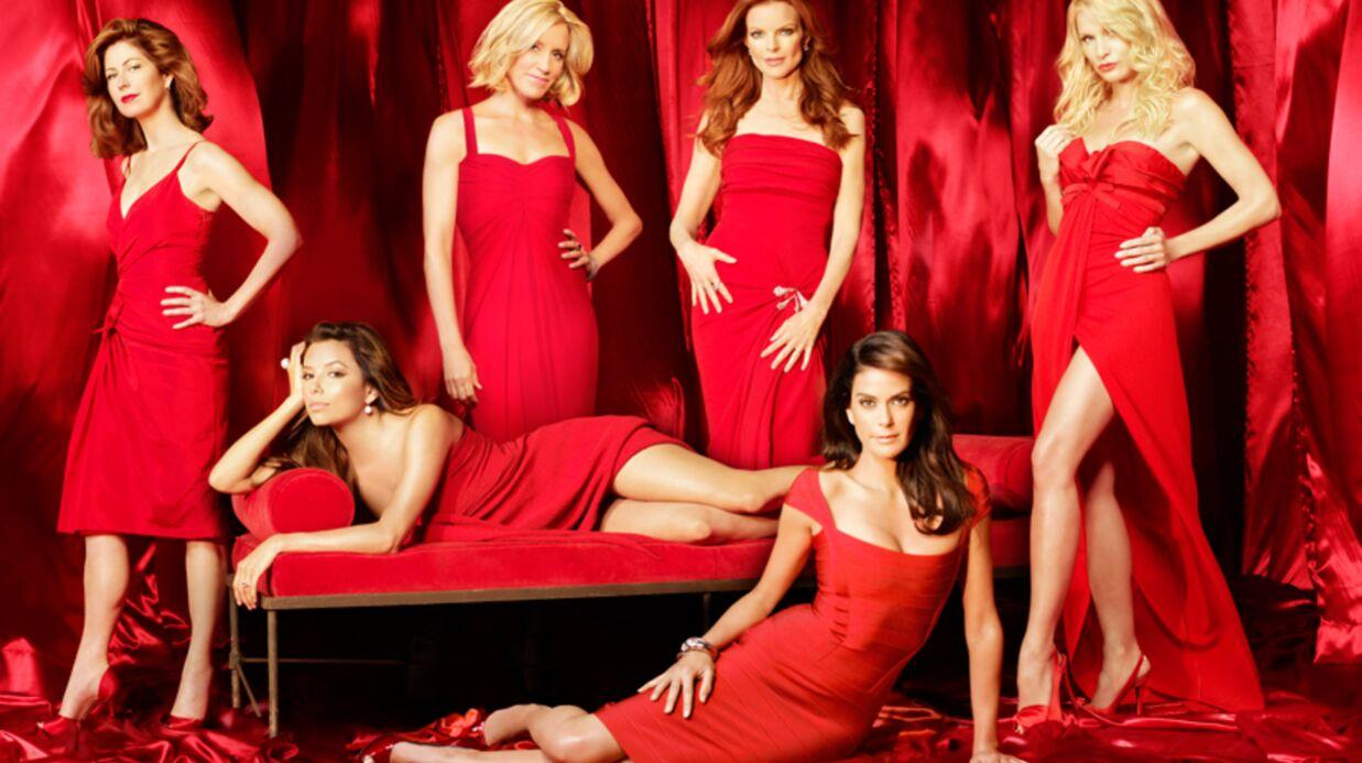Desperate Housewives: Nicollette Sheridan pas professionnelle?