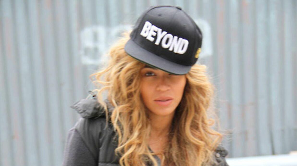 DIAPO L'étrange séance photo de Beyoncé