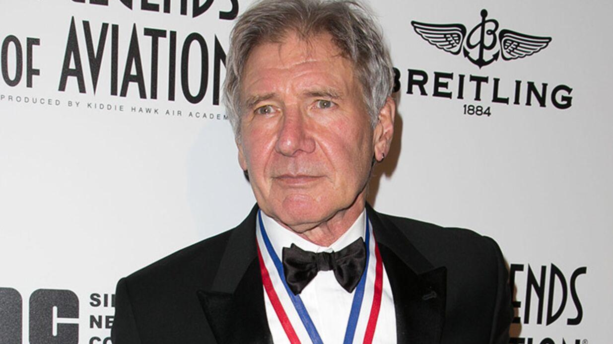Harrison Ford: ses assureurs pourraient l'empêcher de voler