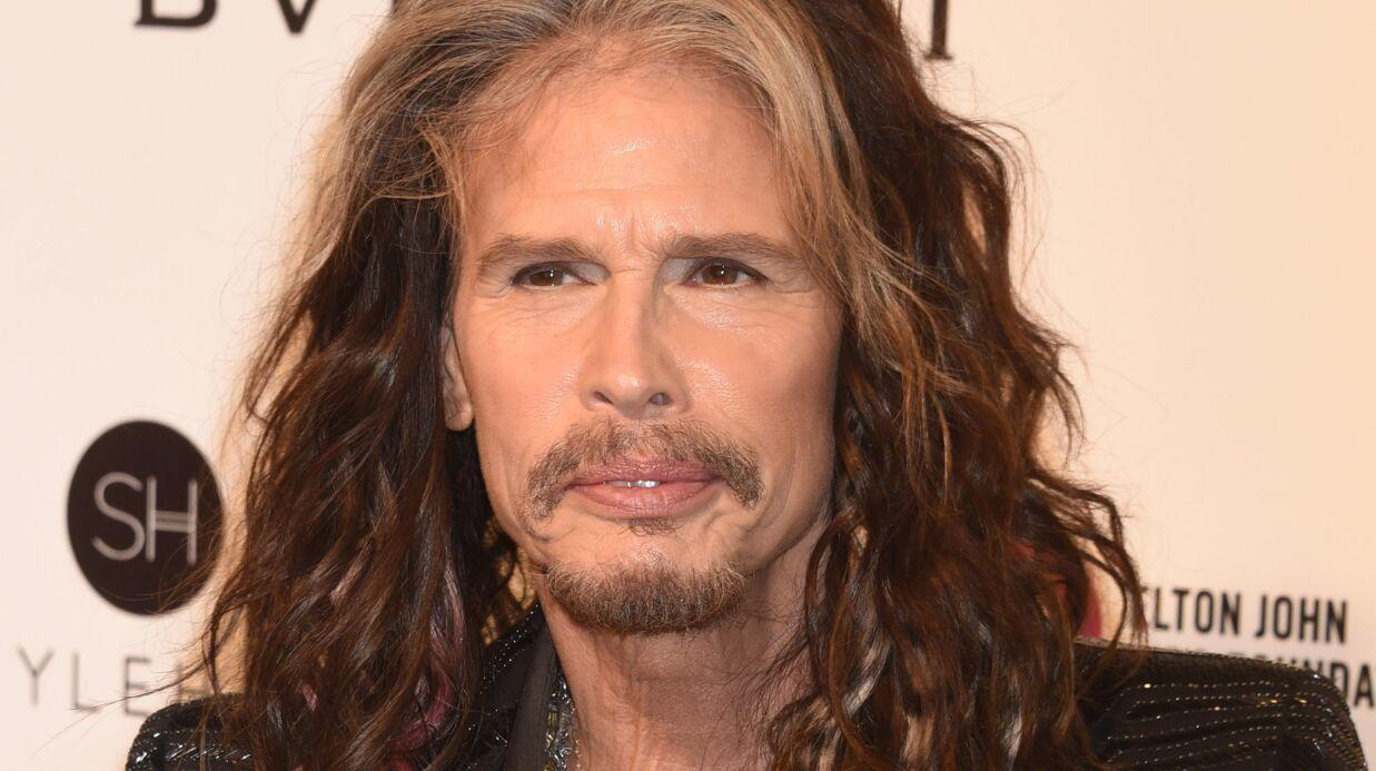 Steven Tyler: la nouvelle copine du chanteur d'Aerosmith a… 39 ans de moins que lui!