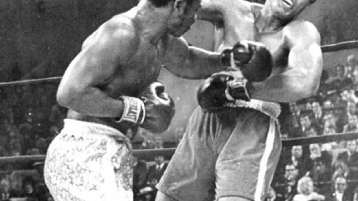 Joe Frazier, le plus grand adversaire de Mohamed Ali, est mort