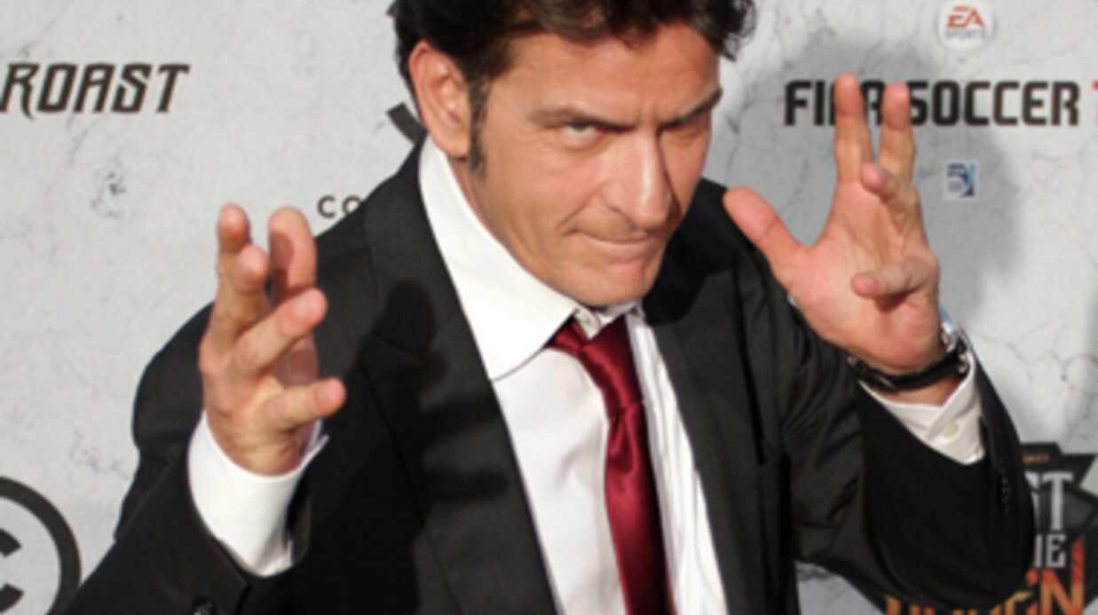 Charlie Sheen accusé d'avoir menacé de mort un «collègue»