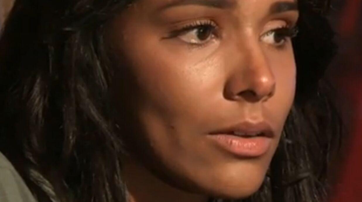 VIDEO Shy'm se retient de pleurer en évoquant sa sœur