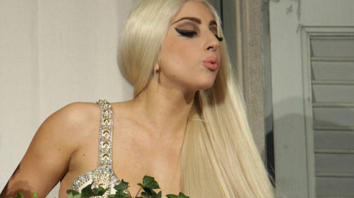Lady Gaga donne 1 million de dollars pour les victimes de Sandy