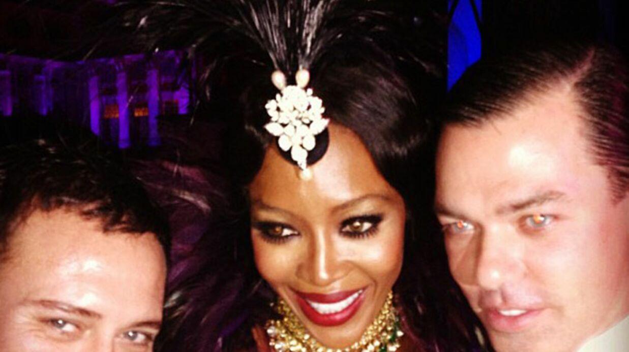 PHOTOS Au cœur de la fête géante de Naomi Campbell