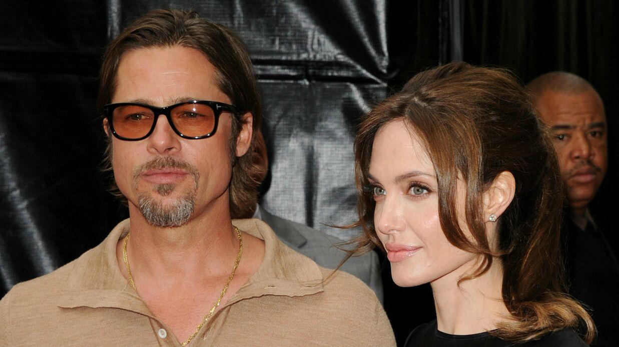 Angelina Jolie: sa solution pour la garde des enfants ne convient pas à Brad Pitt