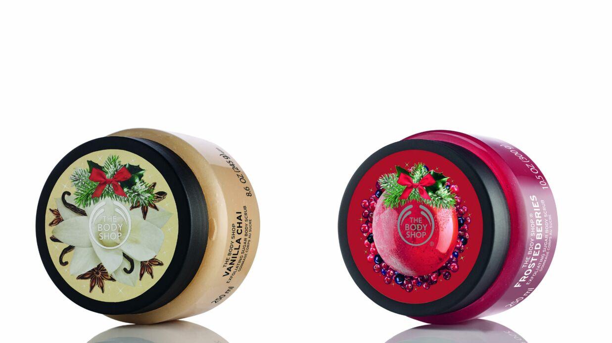 Noël: The Body Shop dévoile ses collections de soins pour le visage et le corps